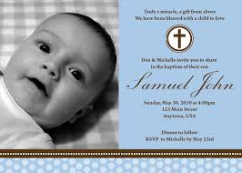 Example Of Baptismal Invitation Card Birthday And Baptism Invitations Joint Birthday And Baptism