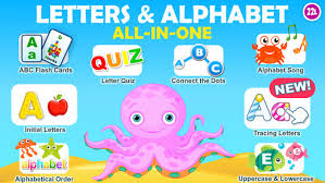 letter quiz alphabet u0026 abc tracing app for kids on the app store