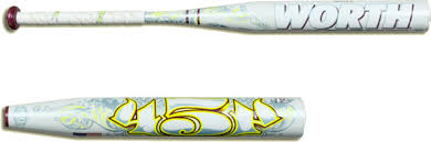 worth legit fastpitch bat 454 legit lite fastpitch softball bat 12 2013