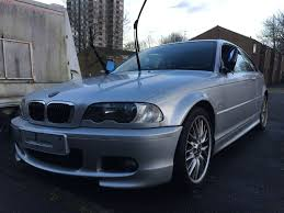 lexus is200 breaking birmingham bmw e46 coupe m sport titan silver front bumper for sale in
