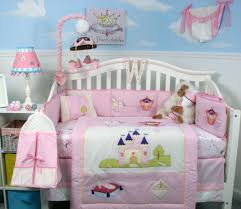 Nursery Bedding Set Soho Royal Princess Baby Crib Nursery Bedding Set 13 Pcs Included