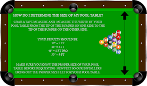pool table pocket size what size pool table do i have toronto on