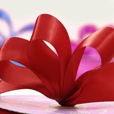 satin ribbon solid color premium fabric satin ribbon paper mart