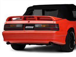 93 mustang lx tail lights how to style your fox body like a 1993 mustang cobra americanmuscle