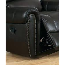 Reclining Sofa Ashley Furniture Leather Power Reclining Sofa Reviews Recliner Set Sofas Ashley