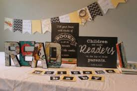 baby shower book theme book themed baby shower ideas baby shower