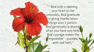 quote on gratitude quotes on gratitude and love the best love quotes