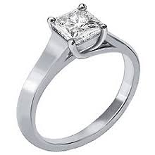 princess cut engagement rings white gold trellis rings jewelrycentral