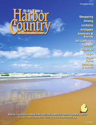 michigan u0027s harbor country chamber visitors guide 2011 by tim