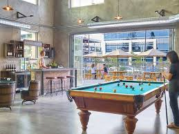 bar pool table outdoor pati clover office photo glassdoor