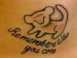 timshel tattoo