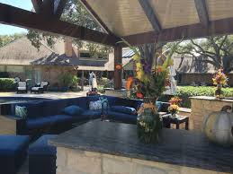 kitchen top notch image of large houston outdoor kitchen