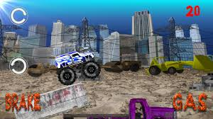 monster truck extreme racing games monster truck junkyard 2 android apps on google play