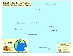 Diego Garcia Map British Indian Ocean Territory Worldmap Org