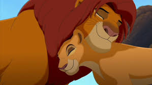 simba u0026 kiara lion king 2 simbas pride photo disney