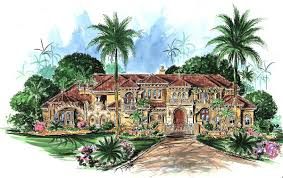 plan 66008we tuscan style mansion architectural design house