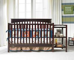 crib changing table combo target table designs