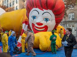 macy s thanksgiving parade balloon inflation american museum of