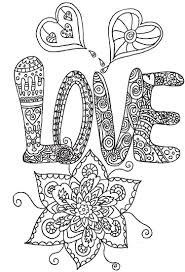 heart flower heart abstract doodle zentangle zendoodle paisley