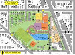 Washington Dc Zoning Map by Tenleytown Won U0027t Get 50 Units Of Housing And A Park U2013 Greater