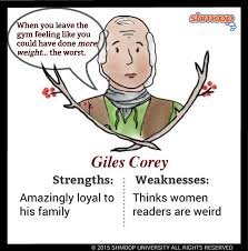 quotes about family in the outsiders giles corey in the crucible