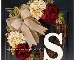 decorative wreaths for the home wreaths door hangers etsy