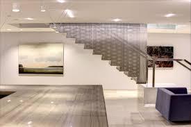 curtain stair contemporary stairs battig design