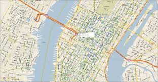 Map Of Midtown Manhattan Calendar Of Events