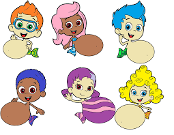 bubble guppies wg trc tooniversity deviantart