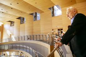 Frank Gehry by Frank Gehry Completes Intimate 360 Degree Concert Hall In Berlin