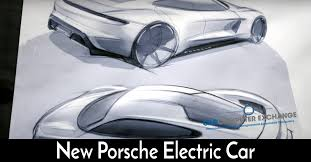 new porsche electric new porsche electric car car computer exchange blog