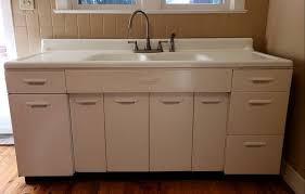 metal kitchen sink cabinet for sale antique republic steel kitchens kitchen sink with original
