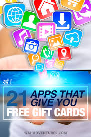 earn gift cards 21 best apps that give you free gift cards