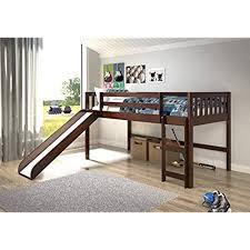 Low Loft Bunk Bed Low Loft Beds For