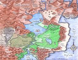 Sinnoh Map Mamep21 Mesba Deviantart