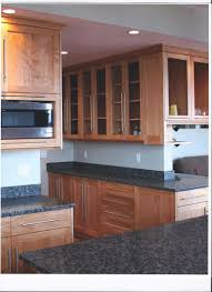birch kitchen cabinet doors simple l shape kitchen style with island with brown color birch