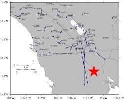Tecate Mexico Map by Geo U0027s Baja California Sierra El Mayor Mexico Event Website