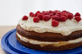 raspberry lemon birthday cake sweetest brunch