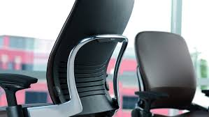 Adjustable Office Chair Leap Ergonomic U0026 Adjustable Office Chair Steelcase