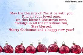 christian merry greetings message merry