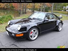 porsche 911 turbo 1994 black 1994 porsche 911 turbo 3 6 interior gtcarlot