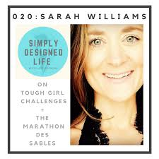 Challenge Through Nose 020 Williams On Tough Challenges And The Marathon Des