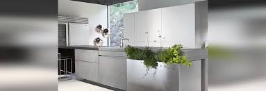 pure concrete kitchen designed by martin steininger steininger