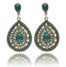 Costume Jewelry Unique Beaded Design Boho Style Earrings With Unique Beaded Design U2013 Broadwood Mercantile