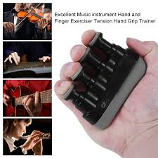 excellent music instrument hand and finger exerciser tension hand