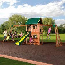 Backyard Gymnastics Equipment Playground Equipment Toys U0026 Hobbies Ebay