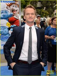 Neil Patrick Harris Family Halloween Costumes by Katy Perry U0026 Neil Patrick Harris U0027smurfs 2 U0027 Premiere Photo