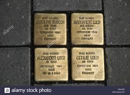 memorial plaques memorial plaques for citizens frankfurt am hesse
