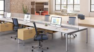 open office desk dividers ofs