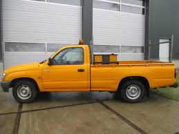 yellow toyota truck used toyota hilux single cab your second hand cars ads